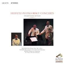 Heifetz-Piatigorsky Concerts, Super Audio CD