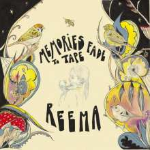 Reema: Memories Fade To Tape (180g) (Limited Edition) (signiert), LP