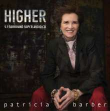 Patricia Barber (geb. 1956): Higher (Hybrid-SACD), Super Audio CD