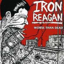 Iron Reagan: Worse Than Dead, CD