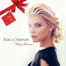 Jessica Simpson: Happy Christmas, CD