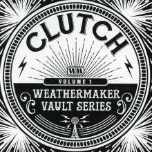 Clutch: The Weathermaker Vault Series Vol.1, CD