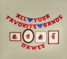 Dawes: All Your Favorite Bands, CD