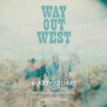 Marty Stuart: Way Out West, 2 LPs