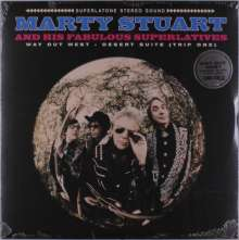 Marty Stuart: Way Out West - Desert Suite (Trip One), LP