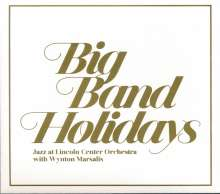 Jazz At Lincoln Center Orchestra: Big Band Holidays, CD