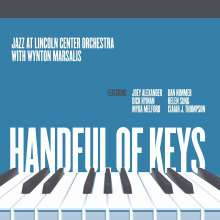 Jazz At Lincoln Center Orchestra: Handful Of Keys, CD
