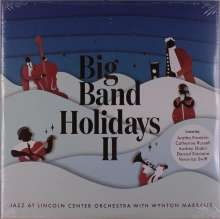 Jazz At Lincoln Center Orchestra: Big Band Holidays II, 2 LPs