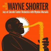 Jazz At Lincoln Center Orchestra: The Music Of Wayne Shorter: Live, 2 CDs