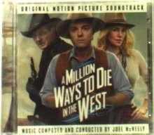 Joel McNeely: Filmmusik: Million Ways To Die In The West, CD