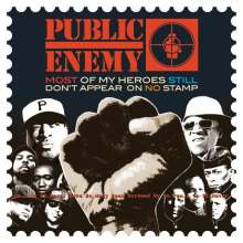 Public Enemy: Most Of My Heroes Still Don't Appear On No Stamp, CD