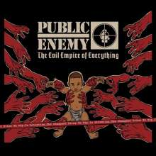 Public Enemy: The Evil Empire Of Everything, CD
