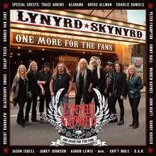 Lynyrd Skynyrd: One More For The Fans (2CD + DVD), 3 CDs