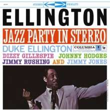 Duke Ellington (1899-1974): Jazz Party In Stereo (180g) (Limited-Numbered-Edition) (45 RPM), 2 LPs