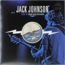 Jack Johnson: Live At Third Man Records, LP