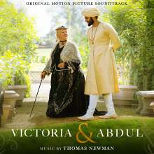 Filmmusik: Victoria & Abdul, CD