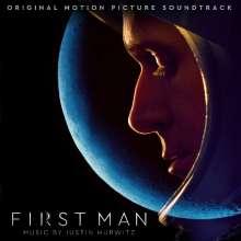 Filmmusik: First Man, CD