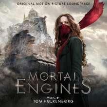 Filmmusik: Mortal Engines, CD