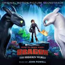 Filmmusik: How To Train Your Dragon: The Hidden World (DT: Drachenzähmen leicht gemacht 3: Die geheime Welt), CD