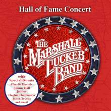 The Marshall Tucker Band: Hall Of Fame Concert 1995, CD
