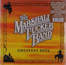 The Marshall Tucker Band: Greatest Hits (remastered), 2 LPs
