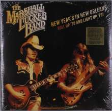 The Marshall Tucker Band: New Year's In New Orleans Roll Up '78 And Light Up '79!, 2 LPs