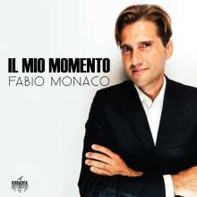 Fabio Monaco: Il Mio Momento, CD
