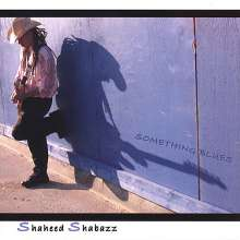 Shaheed Shabazz: Something Blues, CD