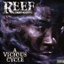 Reef The Lost Cauze: Vicious Cycle, CD