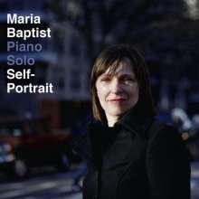 Maria Baptist (geb. 1971): Self-Portrait (Piano Solo), CD