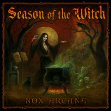 Nox Arcana: Season Of The Witch, CD