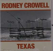 Rodney Crowell: Texas, CD