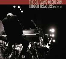 Gil Evans (1912-1988): Hidden Treasures Volumne One: Monday Nights, CD