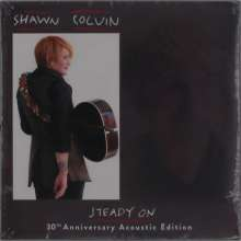 Shawn Colvin: Steady On (30th Anniversary Acoustic Edition), CD