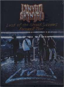 Lynyrd Skynyrd: Last Of The Street Survivors Tour Lyve!, Blu-ray Disc