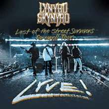 Lynyrd Skynyrd: Last Of The Street Survivors Tour Lyve!, 2 CDs und 1 DVD