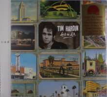 """Tim Hardin: Lost In L.A. (180g) (Limited-Numbered-Edition) (45 RPM), Single 12"""""""