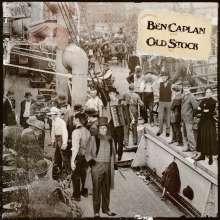 Ben Caplan: Old Stock, CD