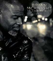 Brian McKnight: An Evening With Brian McKnight, Blu-ray Disc