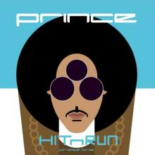 Prince: HitnRun Phase One, CD