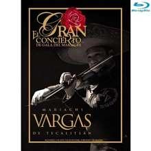Mariachi Vargas De Tecalitlán: El Gran Concierto De Gala Del Mariachi, Blu-ray Disc