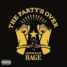 Prophets Of Rage: The Party's Over, CD