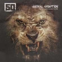 50 Cent: Animal Ambition: An Untamed Desire To Win, CD