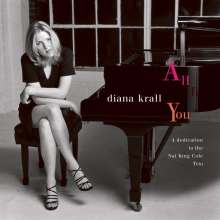 Diana Krall (geb. 1964): All For You (180g) (45 RPM), 2 LPs