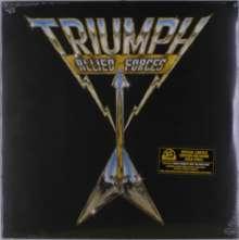 Triumph: Allied Forces (180g) (Limited-Edition) (Gold Vinyl), LP