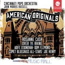 Cincinnati Symphony Orchestra - American Originals, CD