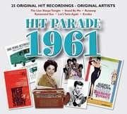 Hit Parade 1961, CD