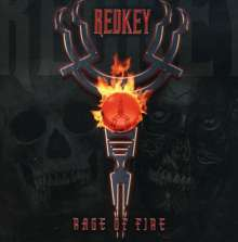 Redkey: Rage Of Fire, CD