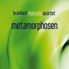 Branford Marsalis (geb. 1960): Metamorphosen, CD