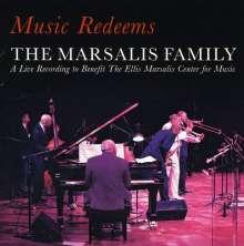 Marsalis Family: Music Redeems: Live (To Benefit The Ellis Marsalis Center..), CD